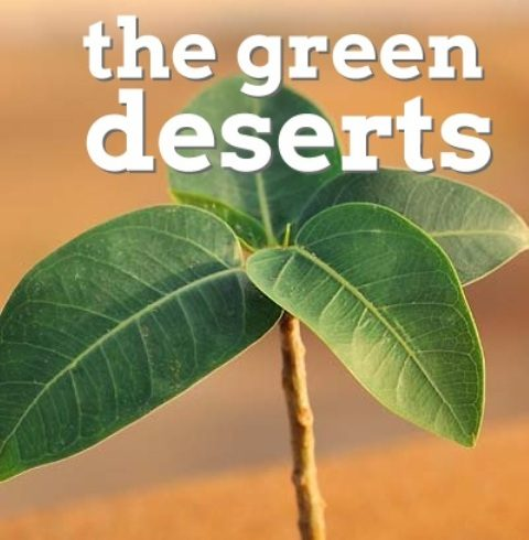 The Green Deserts