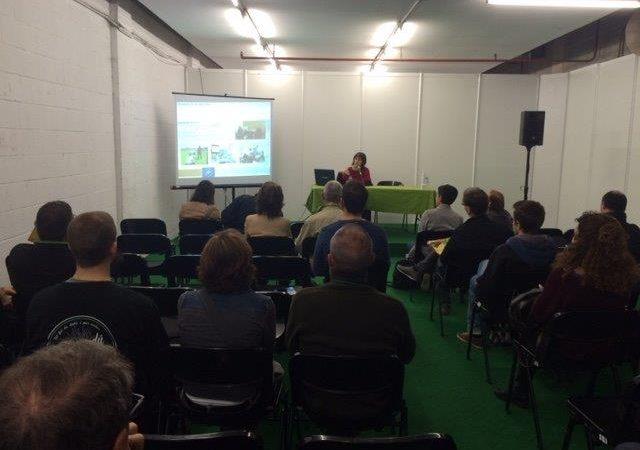 Transfer participa con éxito en la feria Biocultura de Barcelona