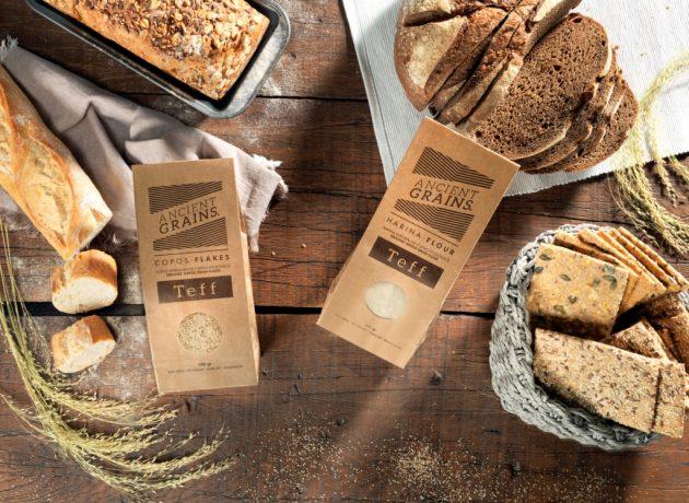 Nace Ancient Grains, una línea de teff ecológico que aúna altos valores nutricionales y ausencia de gluten