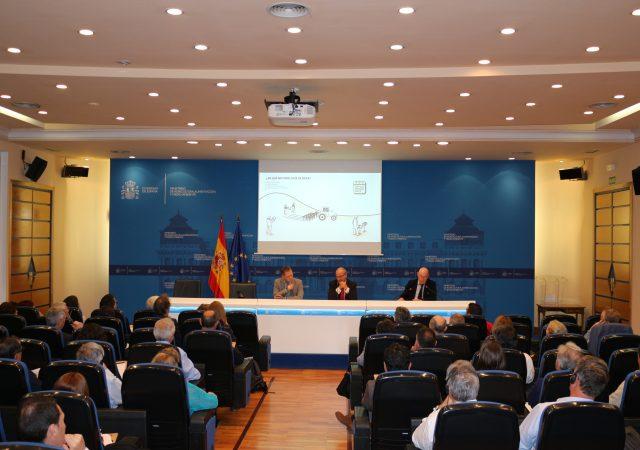 Transfer organiza con éxito la conferencia final del proyecto Cultivos Tradicionales en el MAGRAMA