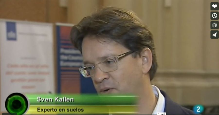 Entrevista RTVE Zaragoza