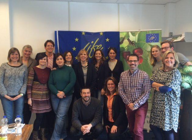 La Comisión de la UE visita el proyecto Cero Residuos en Wageningen