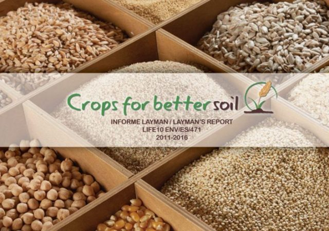 Layman's Report of Crops for Better Soil now available