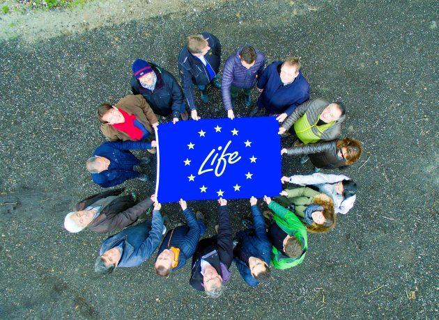Concluye el viaje de estudio de Transfer a Holanda para promocionar LIFE Cultivos Tradicionales