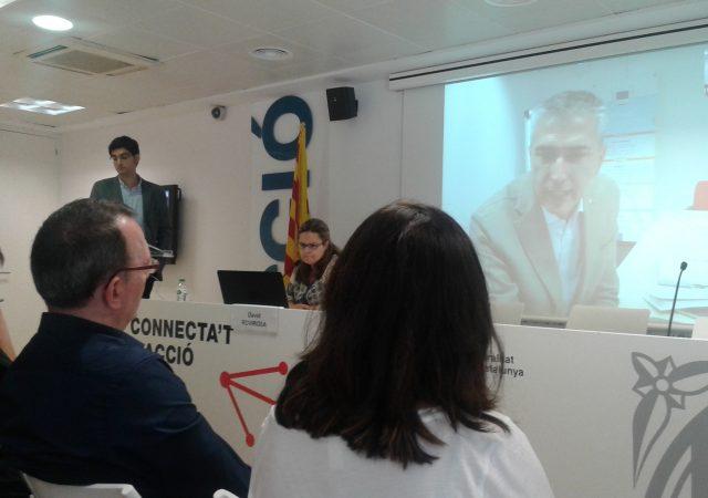 Informative LIFE workshop at Accio