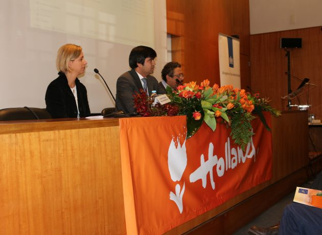 Transfer was present at the international seminar: How to face climate change