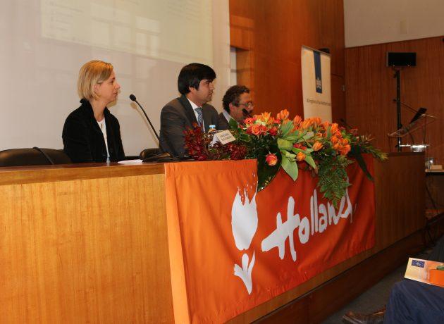 Transfer particia en el seminario: Cómo hacer frente al cambio climático