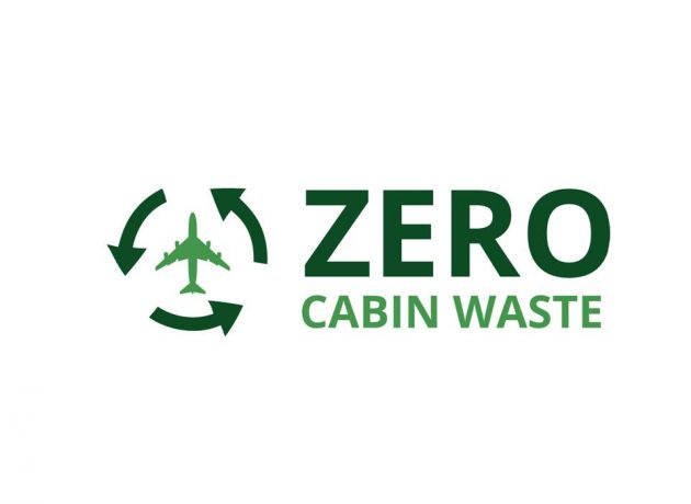 LIFE Zero Cabin Waste flying high
