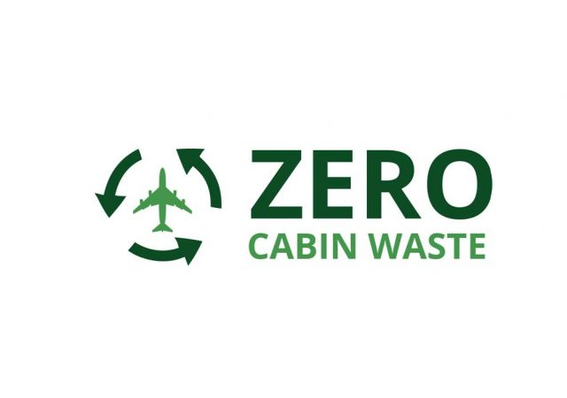 LIFE Zero Cabin Waste flying high