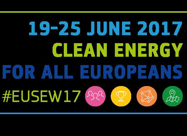 Transfer promueve el proyecto en la Semana de la Energía EUSEW17