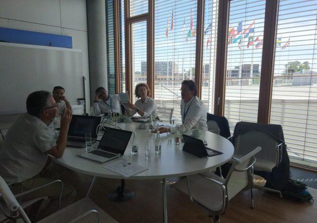 Transfer & Beral visitan el BEI para discutir el potencial de ampliación After Life de Operación CO2