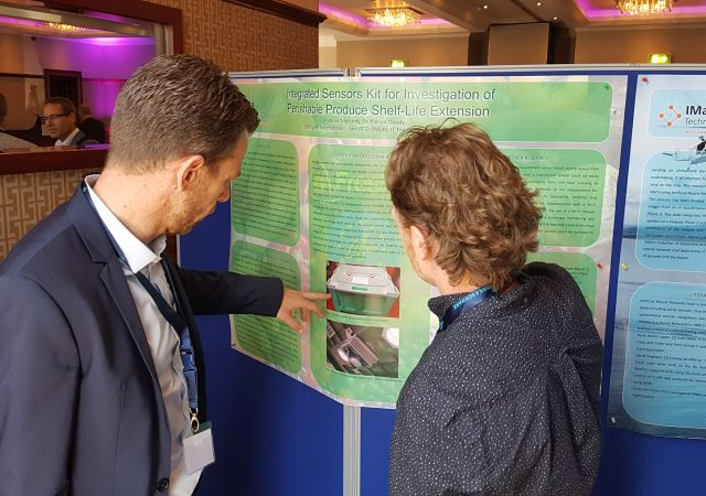 Freshbox and Integrated Sensor Kit wins best Poster award at ISSC conference