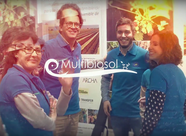 NEW video from Multibiosol at FIMA