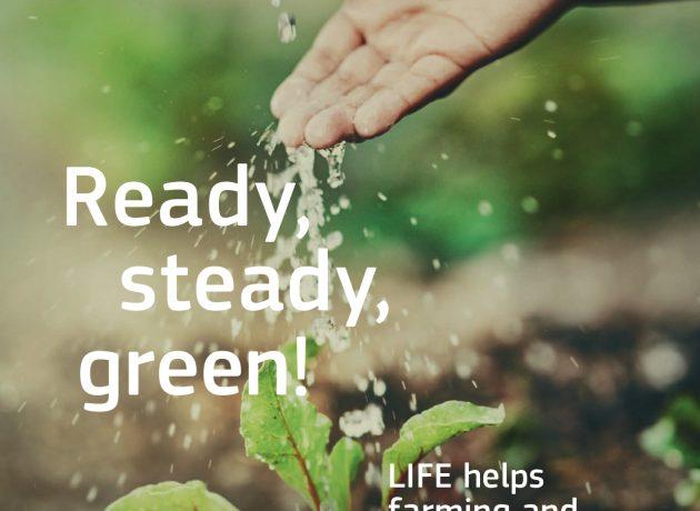 Ready, Steady, Green!